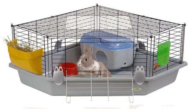 Клетка для кролика