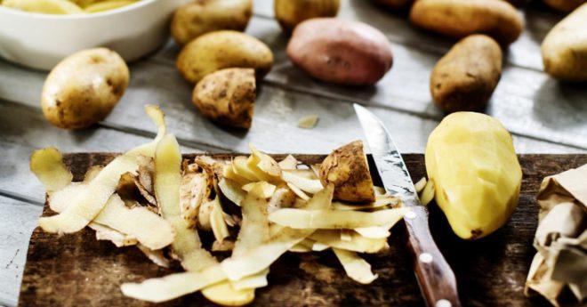 Можно ли очистки картофеля кролику