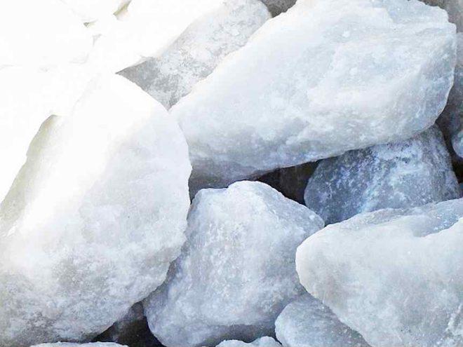 Куски соли